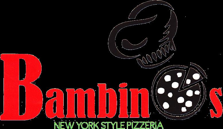 Bambinos New York Style Pizzeria Logo